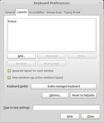 06 - Basculer le clavier en 'azerty' - small